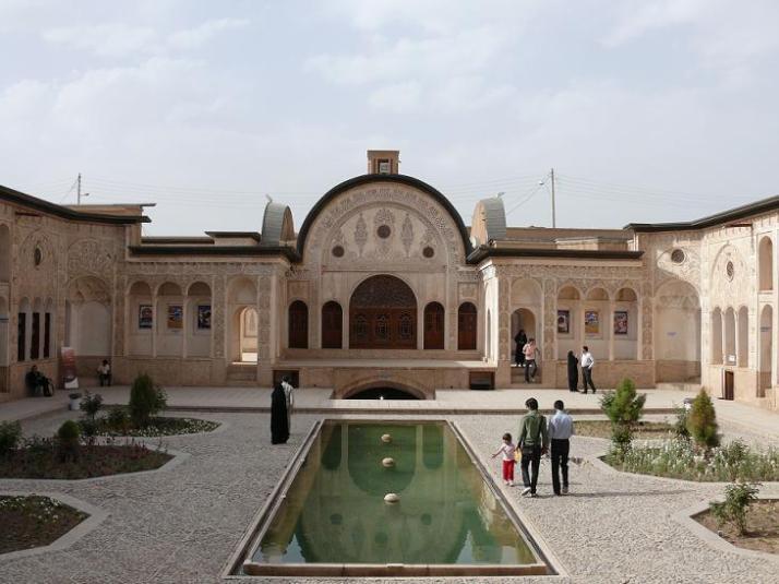 Tabatabee House (Kashan)