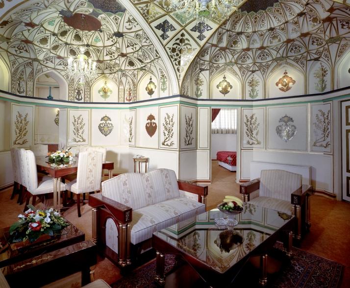 Abbasi Hotel-Qajary Suite
