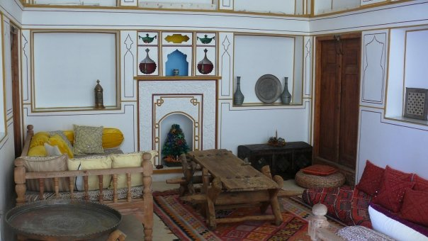 The Shah Nesheen room